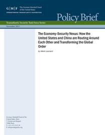 The Economy-Security Nexus book