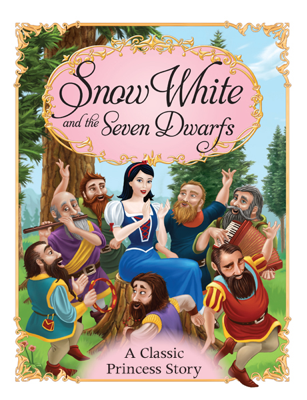 Snow White and the Seven Dwarfs - The Brothers Grimm & Dean Jones book