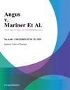 Angus V Mariner Et Al