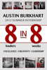 Austin Burkhart - 8 Leaders in 8 Weeks ilustraciГіn