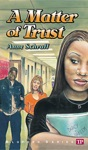 A Matter Of Trust Bluford Series 2