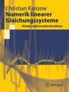 Numerik Linearer Gleichungssysteme Direkte Und Iterative Verfahren