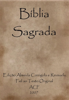 Sociedade Bíblica Trinitariana do Brasil - Bíblia Sagrada ilustración