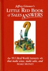 Jeffrey Gitomers Little Red Book Of Sales Answers