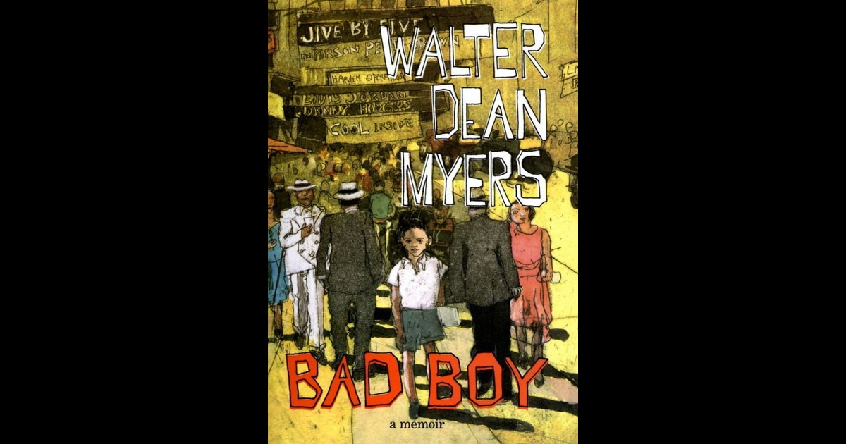 Bad Boy By Walter Dean Myers On Ibooks border=