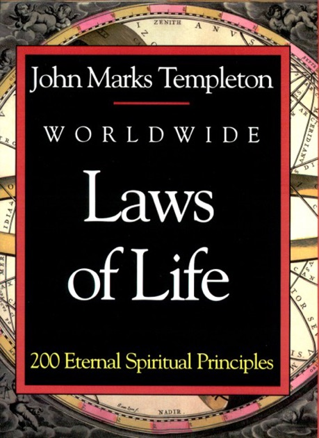 Worldwide Laws of Life by John Marks Templeton on Apple Books