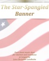 The Star-Spangled Banner Pure Sheet Music Duet For Clarinet And Trombone Arranged By Lars Christian Lundholm