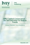 OPK Capital Corporation - An Introduction To Search Funds