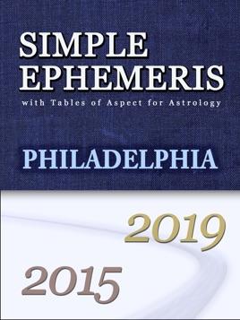 Ephemeris 2019