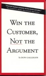 Win The Customer Not The Argument