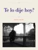 David Patini - Te lo dije hoy? ilustraciГіn