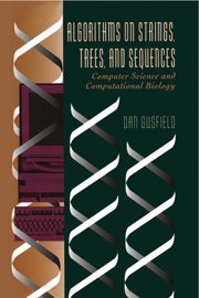 Algorithms on Strings, Trees and Sequences book