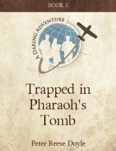 Trapped In Pharaoh's Tomb