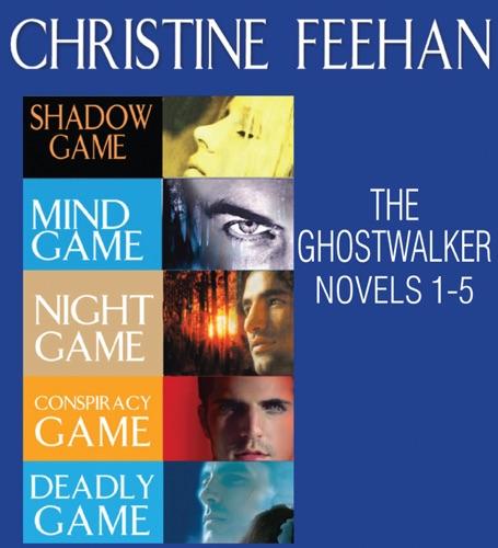 Christine Feehan - Christine Feehan Ghostwalkers Novels 1-5