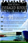How To Do A Leveraged Buyout
