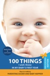 100 Things I Wish I Knew In My Babys First Year