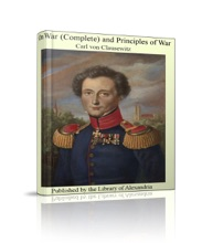 On War (Complete) And Principles Of War