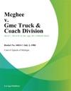 Mcghee V Gmc Truck  Coach Division