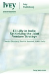 Eli Lilly In India Rethinking The Joint Venture Strategy