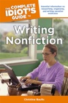 The Complete Idiots Guide To Writing Nonfiction