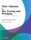 State Alabama V Bay Towing And Dredging