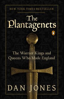 The Plantagenets - Dan Jones book