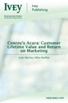 Conroys Acura Customer Lifetime Value And Return On Marketing