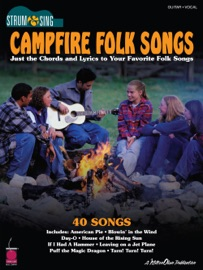 CAMPFIRE FOLK SONGS (SONGBOOK)