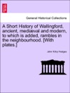 A Short History Of Wallingford Ancient Medival And Modern To Which Is Added Rambles In The Neighbourhood With Plates