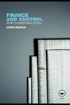 Finance And Control For Construction