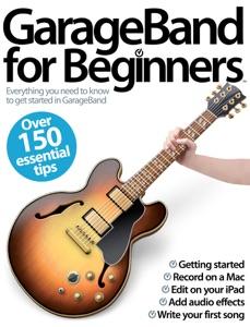 GarageBand for Beginners Book Cover