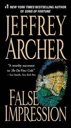 Jeffrey Archer - False Impression
