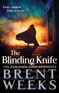 The Blinding Knife Cover Book