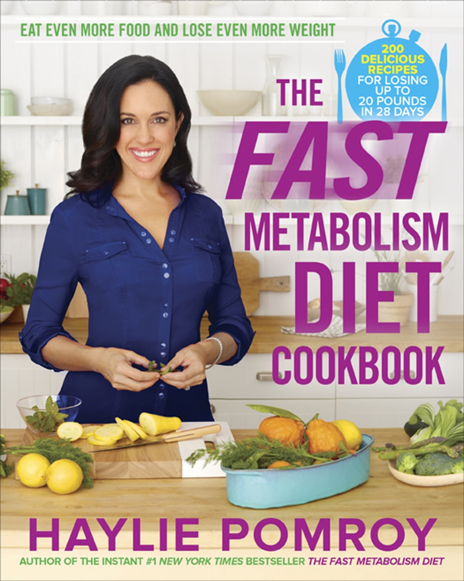 ‎The Fast Metabolism Diet Cookbook