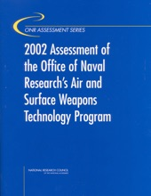 2002 Assessment Of The Office Of Naval Research's Air And Surface Weapons Technology Program