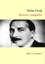 Oeuvres Complètes De Stefan Zweig