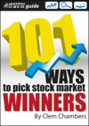 ADVFN Guide 101 Ways To Pick Stock Market Winners
