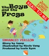 The Boys And The Frogs Read To Me