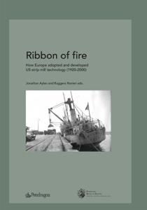 Ribbon of Fire Libro Cover