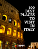 Josh Lew - 100 Best Places to Visit in Italy artwork