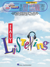 The Best Easy Listening Songs Ever  (Songbook)