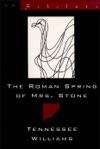 The Roman Spring Of Mrs Stone New Directions Bibelot