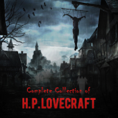 Complete Collection of H. P. Lovecraft Book Cover