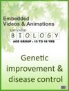 Genetic Improvement And Disease Control