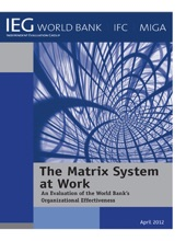 The Matrix System At Work
