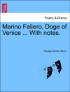 Marino Faliero Doge Of Venice Second Edition