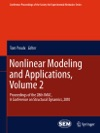 Nonlinear Modeling And Applications Volume 2