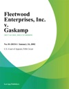 Fleetwood Enterprises