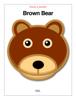 Paola Rossi - Brown Bear ilustración