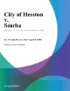 City Of Hesston V Smrha